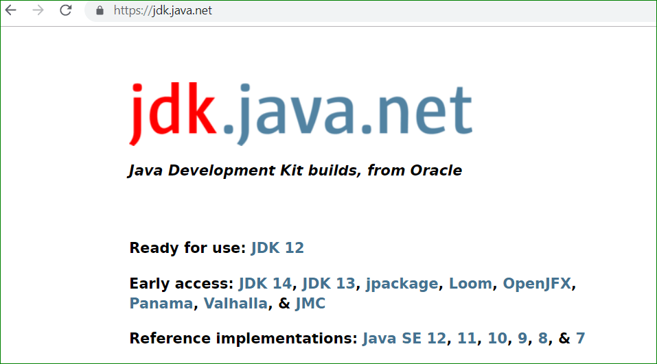 Download Ready for release OpenJDK 7