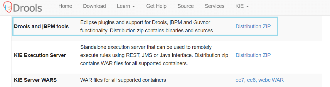 Drools Jboss Plugin Install